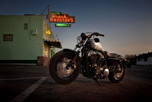 Used motorcycles from US auctions